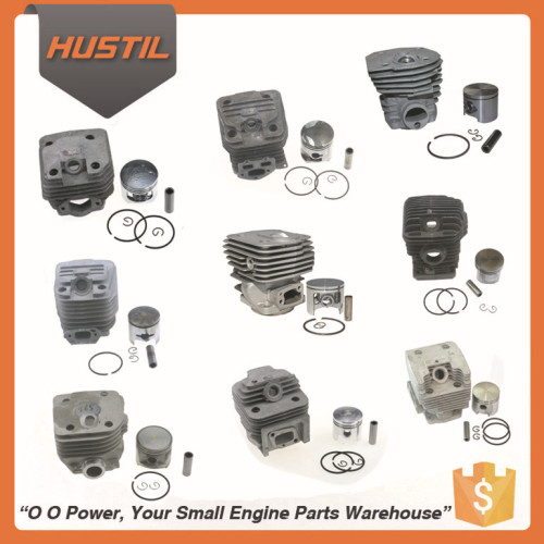 47.5mm 62cc 6200 chainsaw cylinder kit with good quality | Hustil