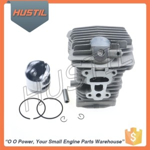 High Quality MS211 Cylinder Kit  Chainsaw 40mm Cylinder Kit nikasil plate OEM: 11390201201