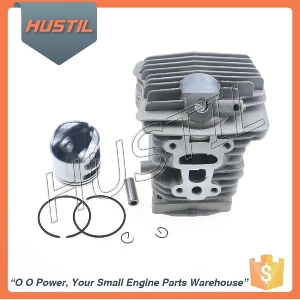 High Quality 211 Cylinder Kit  Chainsaw 40mm Cylinder Kit nikasil plate OEM: 11390201201