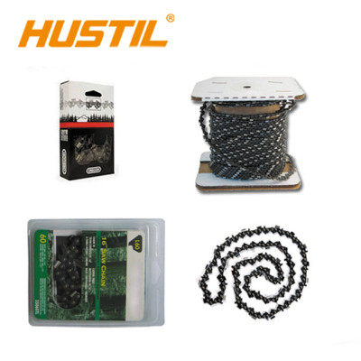 Husqvarna Chain saw spare parts 25CC 58CC chainsaw gasoline chain saw ms180 chainsaw saw chain