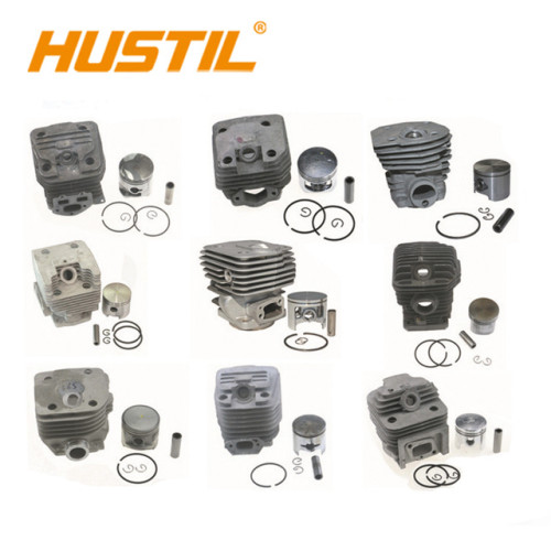 Chain saw, brush cutter cylinder kit for STL, HUS and partner