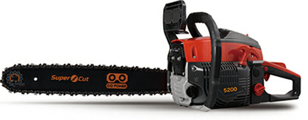 OO power CE GS 52cc 5200P gasoline chain saw 5200P with good quality | Hustil