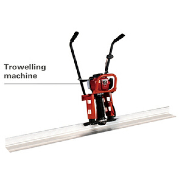 OO power company Trowelling machine with good quality
