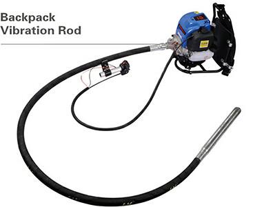 O O power company Backpack Vibration Rod with good quality V40-GX35 | Hustil