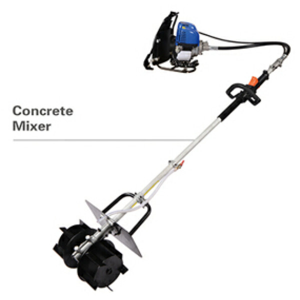 OO power company concrete mixer with good quality | Hustil