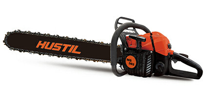 2 Stroke MS382 gasoline chainsaw