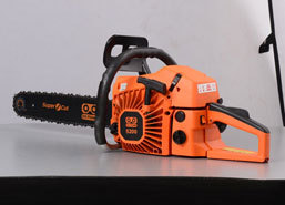 NEW TECHNOLOGY GASOLINE 52CC CHAIN SAW gasoline chain saw