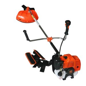 O O power company CE GS approved farming machine 43cc CG430 brush cutter | Hustil