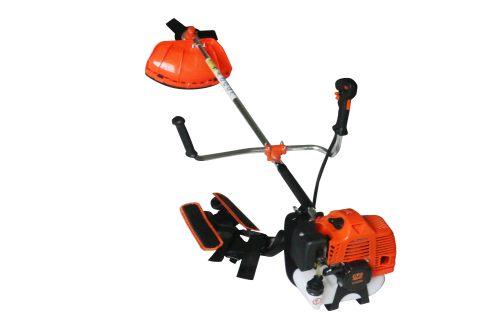 O O power company CE GS approved farming machine 43cc CG430 brush cutter | Hustil