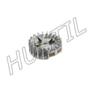 High  quality gasoline Chainsaw  H445/450 Flywheel