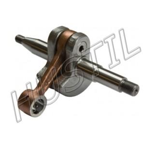 High quality gasoline Chainsaw   H340/345/350/353 Crankshaft