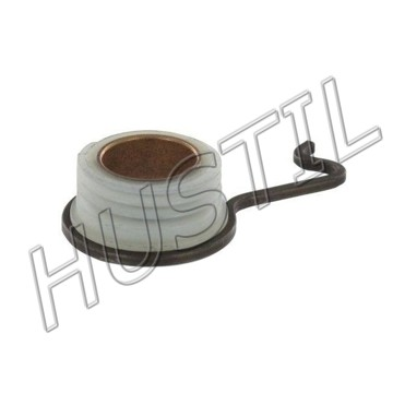 High quality gasoline Chainsaw 440 oil pump worm