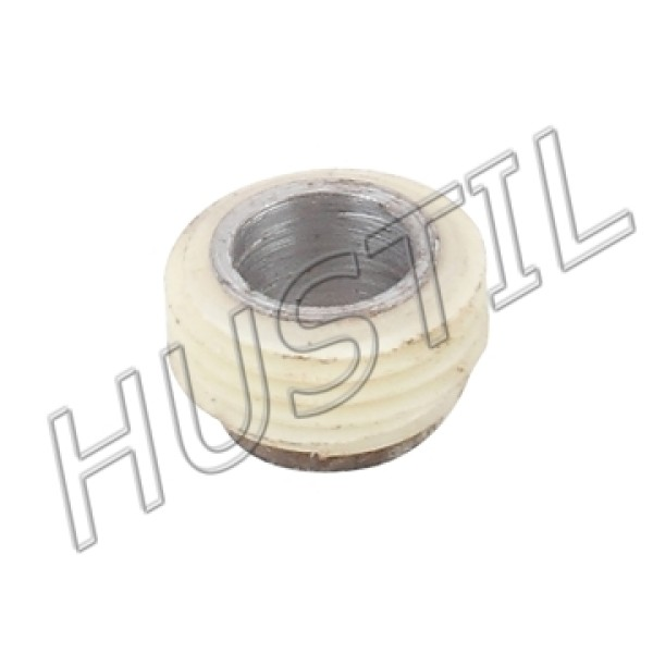 High quality gasoline Chainsaw 6200 oil pump worm