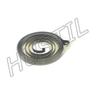 High quality gasoline Chainsaw 2500 starter rewind spring