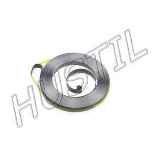 High quality gasoline Chainsaw H236/240 starter rewind spring