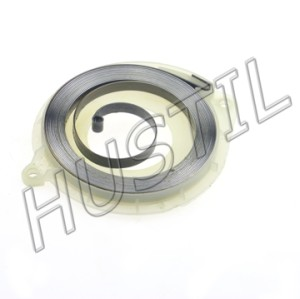High quality gasoline Chainsaw H445/450 starter rewind spring