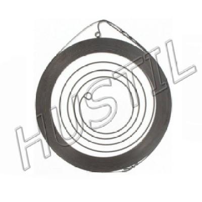 High quality gasoline Chainsaw H281/288 starter rewind spring