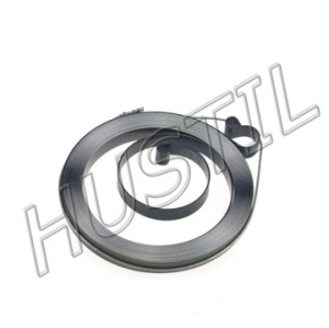 High quality gasoline Chainsaw   H137/142 starter rewind spring