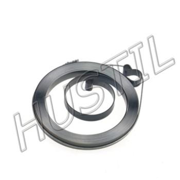 High quality gasoline Chainsaw   H137/142 starter rewind spring