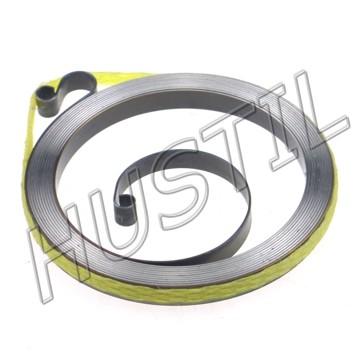 High quality gasoline Chainsaw   360 starter rewind spring