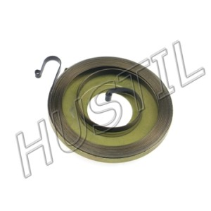 High quality gasoline Chainsaw MS038 starter rewind spring