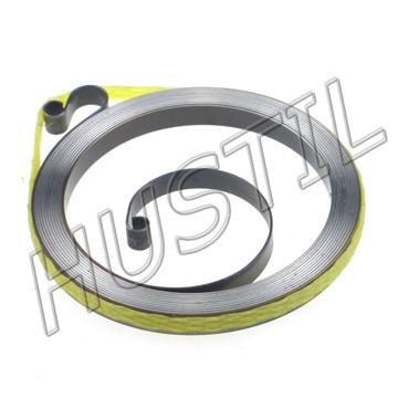 High quality gasoline Chainsaw  660 starter rewind spring