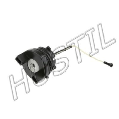 High quality gasoline Chainsaw 210/230/250 fuel tank cap