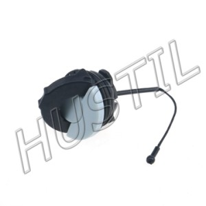 High quality gasoline Chainsaw 440 fuel tank cap