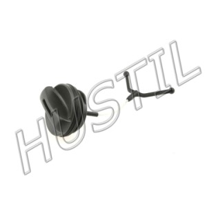 High quality gasoline Chainsaw H137/142 fuel tank cap