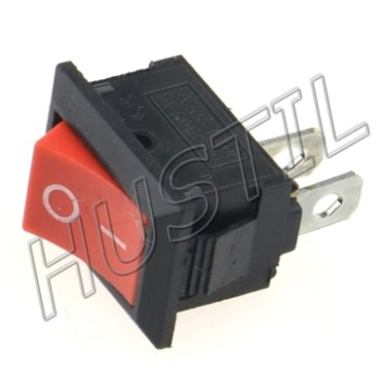 High quality gasoline Chainsaw  2500 switch shaft