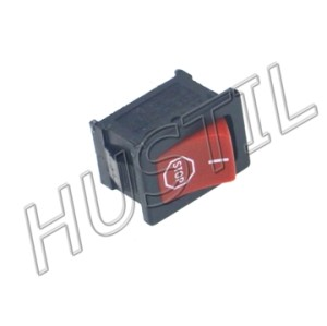 High quality gasoline Chainsaw  Olec Mac 952 switch shaft