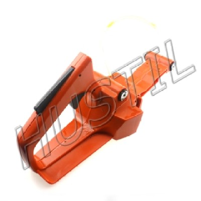 High quality gasoline Chainsaw   H137/142  tank housing