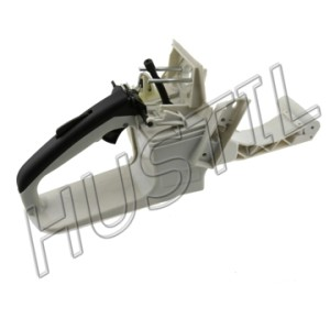 High quality gasoline Chainsaw   360  tank housing