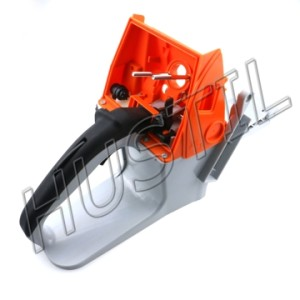 High quality gasoline Chainsaw  660 tank housing
