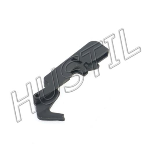 High quality gasoline Chainsaw   H365/372 Trigger interlock