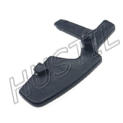 High quality gasoline Chainsaw 440 Trigger interlock