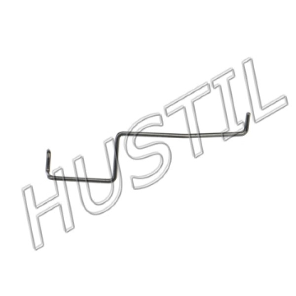 High quality gasoline Chainsaw  4500/5200/5800 Throttle Rod