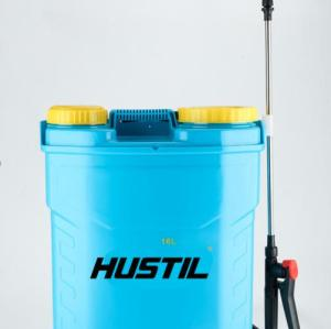 Hustil Electric Sprayer with good quality blue color OO-16D-19Z Battery Sprayer