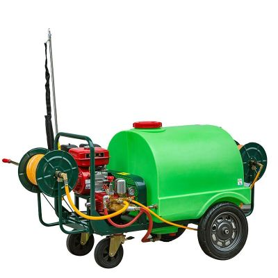 OO POWER Gasoline Engine 300L Power Sprayer virus killing anti-virus machine with good quality | hustil