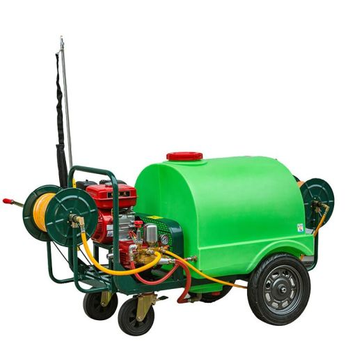 OO POWER Gasoline Engine 300L Power Sprayer virus killing anti-virus machine with good quality   hustil