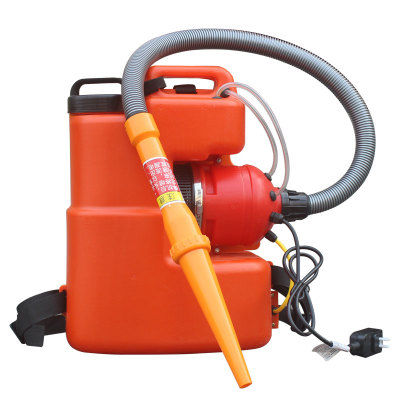 20L disinfection with ULV cold fogger sprayer disfectant fogger electric portable ULV fogger