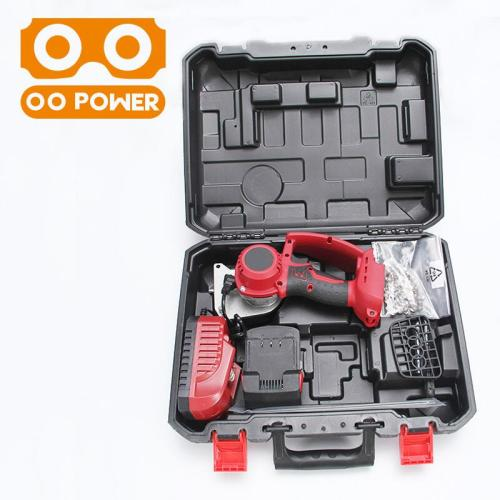 Oo Power Lithium Electric Chain Saw with Strict Quality Control