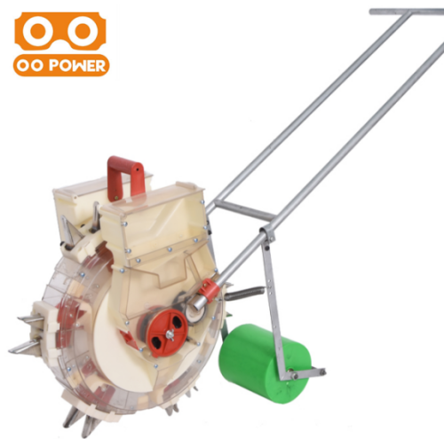 double function fertilizer seeder for small seed 12 nozzles manual seed planter