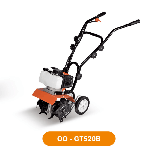 Oo Power 52cc Gasoline Mini Tiller with Excellent Quality