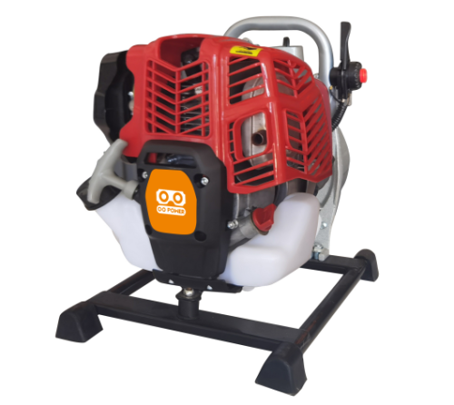 OO POWER brush cutter WP25(142F)  with Good quality | Hustil