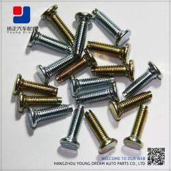 Best Quality High End China Made Stainless Steel Hex Bolt