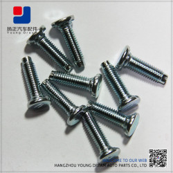 Directly Factory Supply Best Price Alibaba Corner Bolt