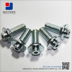 China Supplier Different Size Stainless Steel Spline Bolt Manufacturers