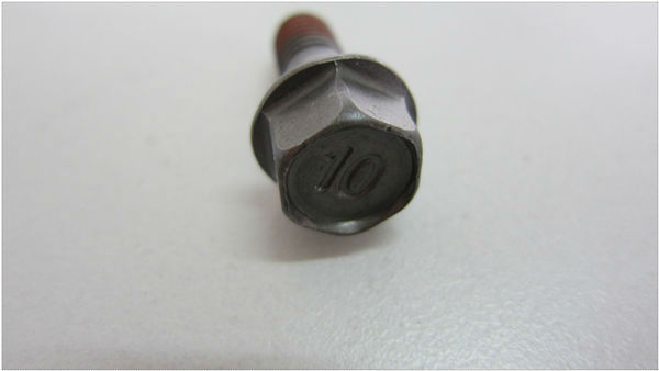 Aolly High Quality Nylon Hex flange bolt screw