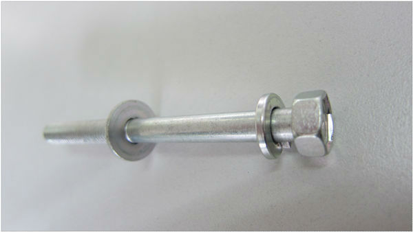 Hex Head Full Thread Auto Fasteners Bolts and Nuts